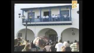 preview picture of video 'Recorren Raúl Castro y Xi Jinping lugares históricos de Santiago de Cuba'