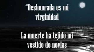 Devil and the deep dark ocean / Nightwish (Español)