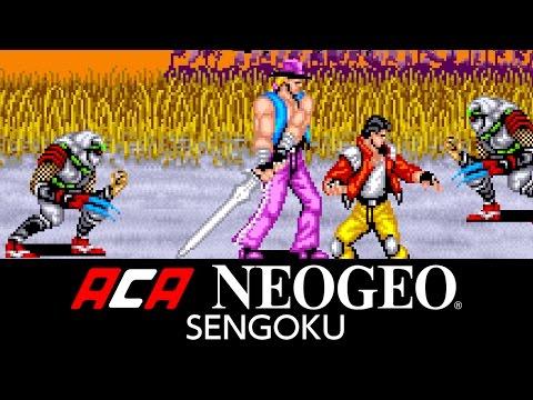 ACA NEOGEO SENGOKU thumbnail