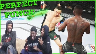 Brutal UFC 3 KNOCK OUT! The Most Perfectly Timed Punch!