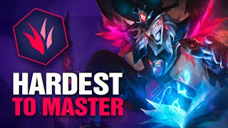 8 of the HARDEST Junglers to MASTER