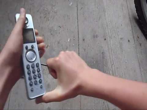 [Let's Fetz'] Schnurloses Telefon
