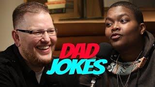 Dad Jokes | Irish Jay vs. Sam Jay (Sponsored by Red Bull)