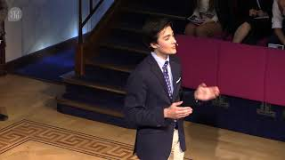 International Public Speaking Competition 2019, Speech 6