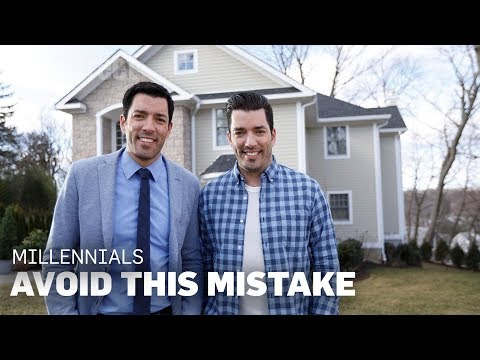 Millennials Are Making This Huge Mistake When Buying a Home, Say HGTV's 'Property Brothers'