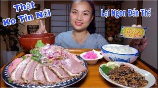 🇯🇵Ấu Trùng Ong Hachinoko Lần Đầu Ăn Thử Ko Ngờ Lại Ngon Đến Thế # 381