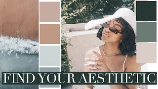 HOW TO ESTABLISH THE LOOK OF YOUR BRAND | Find Your Aesthetic!