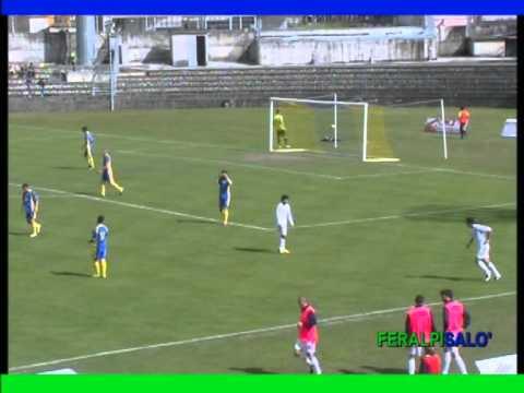 immagine di anteprima del video: CARRARESE-FERALPISALO´ 0-0