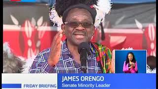 Raila Odinga shocked after Governor Nanok lectured him on ODM politics