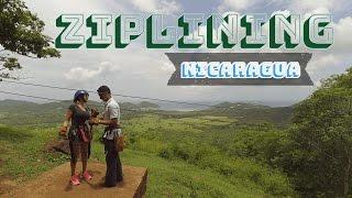 Canopy Ziplining in San Juan Del Sur Nicaragua