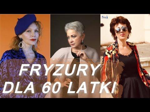 Najnowsze Fryzury Damskie Dla 60 Latek игровое видео
