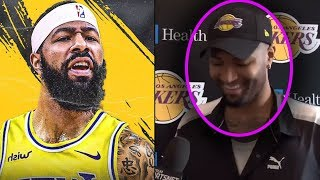 Demarcus Cousins RESIGNS WITH THE LAKERS! FOOLS THE ENTIRE NBA - (Ft. LeBron & Anthony Davis)