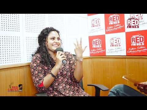 Vincy Aloshious | Red Carpet | RJ Mike | Red FM Malayalam
