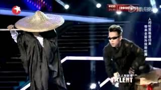 China got talent Amazing dance