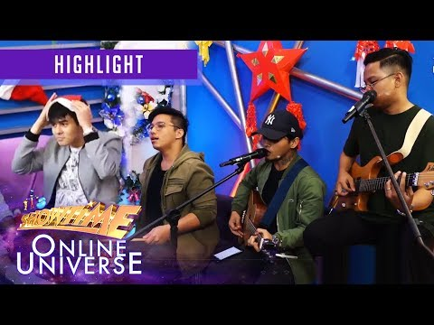 """OOTD: Aksento band sings their rendition of """"Kung 'Di Rin Lang Ikaw"""" 