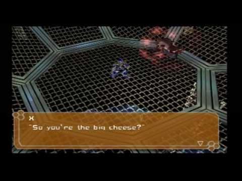 Mega Man X7 - Ride Boarski - смотреть онлайн на Hah Life