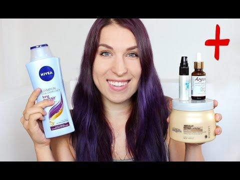Co sprawia, że olej łopianu dla włosów