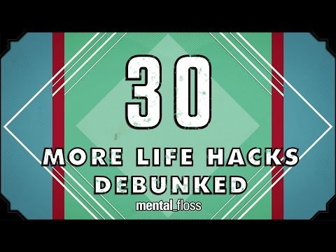 30 More Life Hacks Put To The Test