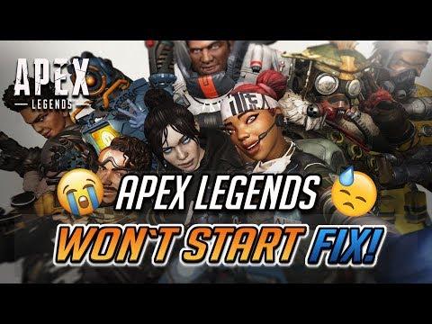FIX Apex Legends Won't Start / Crash on Startup [5 Solutions]