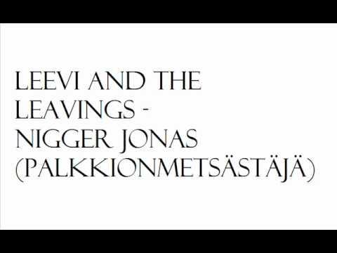 Nigger Jonas (palkkionmetsästäjä) -
