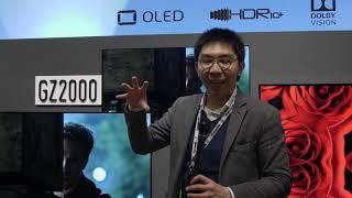 Panasonic GZ2000 Custom Pro OLED Panel Explained: Higher APL, Brighter HDR