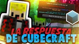 LA RESPUESTA de CUBECRAFT al #CubecraftRevolution