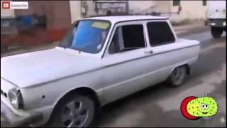 Лучшие Автоприколы 2015 Авто приколы январь Car fails 2015