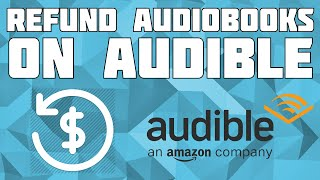 How to Refund a Book on Audible Android!