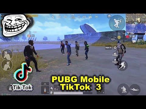 PUBG Mobile Tiktok Videoları En Komik Anlar #3