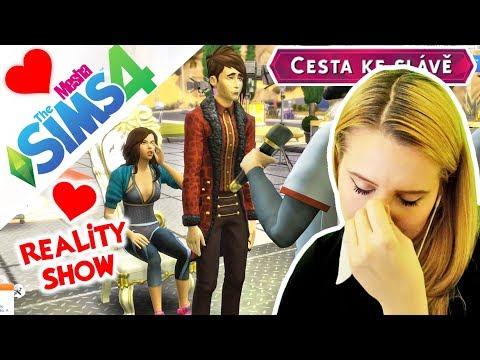 KDO OHROMÍ KATHERINE  - VOLNÁ DISCIPLÍNA ● The Sims 4 - REALITY SHOW 02