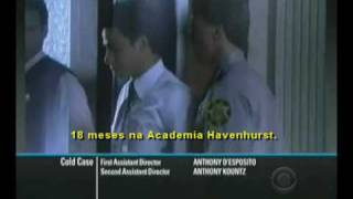 Cold Case 7x03 - Jurisprudence - Preview Legendado