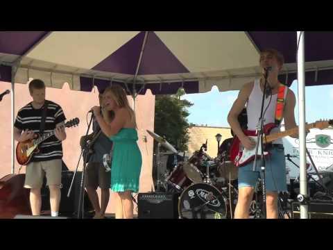 The Librarians- Blue Funk (Live @ PirateFest 2013)