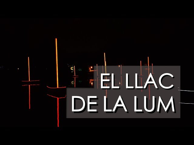 The Lake of Light (MAC Festival) | LA MERCÈ 2018