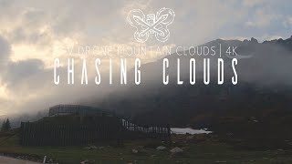 Cloudy Day - chasing clouds FPV Drone