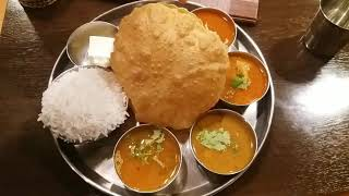 Eating South Indian Food in Tokyo