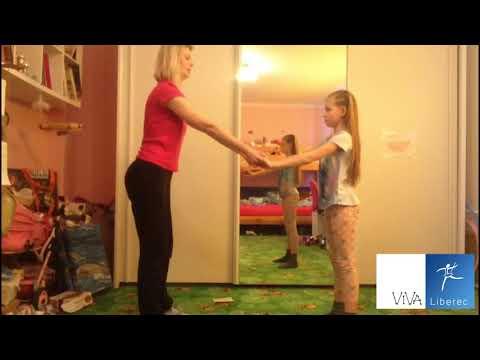 Přípravka a TW - cvičení ve dvojici