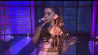 Ariana Grande   Almost Is Never Enough ft  Nathan Sykes  Live With Kelly & Michael