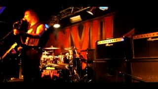 "Anvil - Running ""Live"" @ Underground, Cologne/Ger, 01.08.2013"