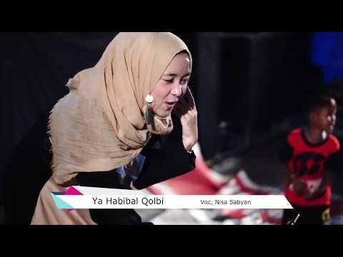 Sabyan Gambus - Ya Habibal Qolbi Live Perfom Nissa