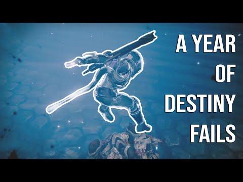 Sly's Top Ten Destiny Fails