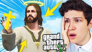 Jugando GTA 5 Como JESÚS! Grand Theft Auto V - GTA V Mods