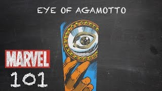 Evil-doers Beware - Eye of Agamotto