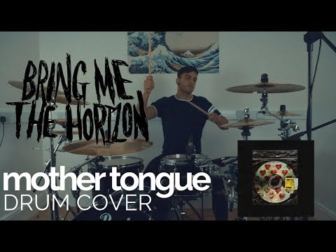 mother tongue - Bring Me The Horizon - Drum Cover