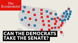 Election 2020: can the Democrats win the Senate? | The Economist