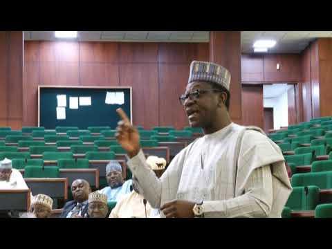 Hon Abdulmumin Jibrin,16 May 2019   Bill to establish the south east development commission to serve