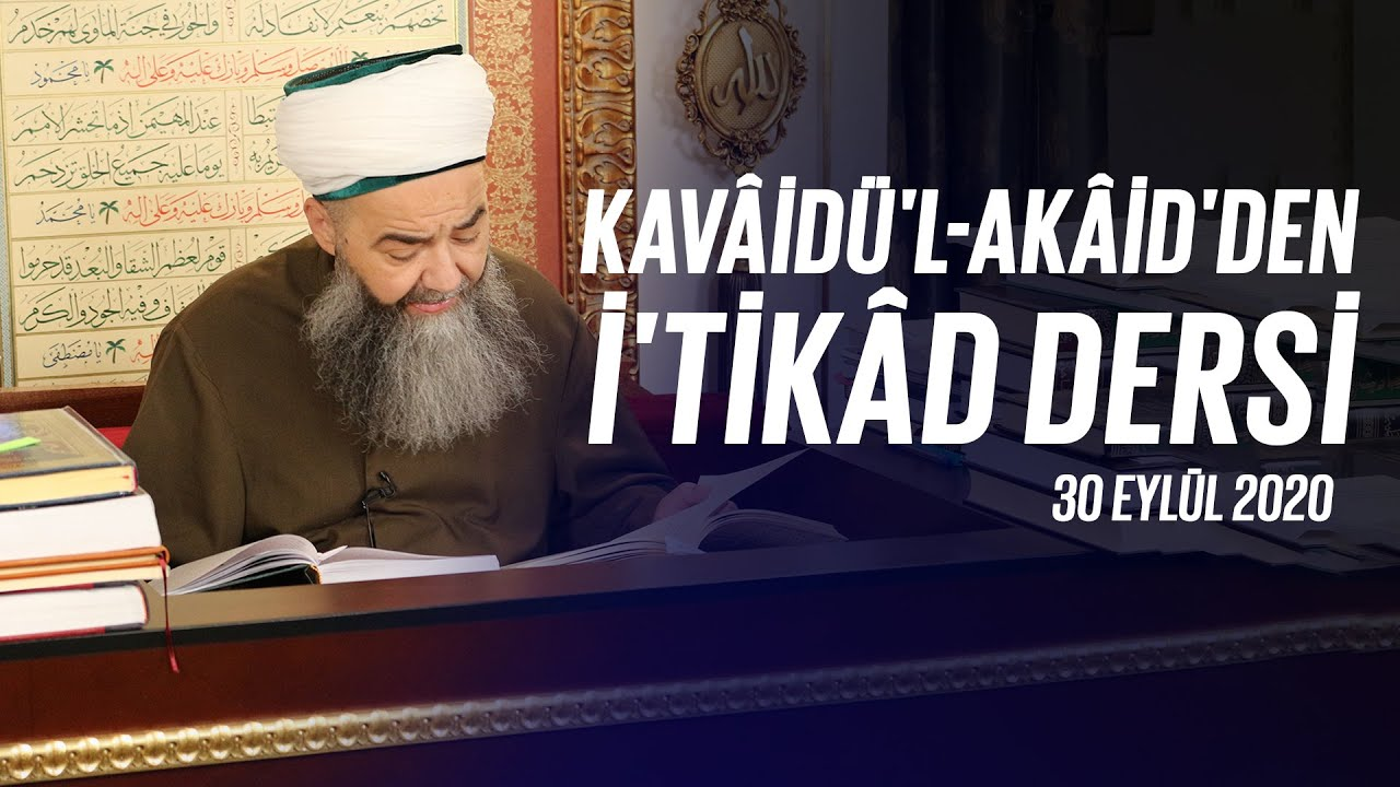 Kavâidü'l Akâid Dersi 35. Bölüm