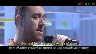 Sam Smith - Palace (Sub Español + Lyrics)