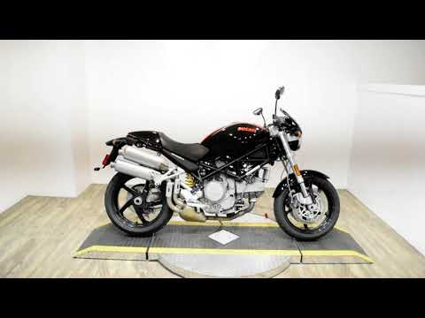 2006 Ducati Monster S2R Dark in Wauconda, Illinois - Video 1
