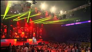 Alexandra Stan - Lollipop + Energy + One Million + Lemonade + Mr. Saxobeat (Integracia 2012)