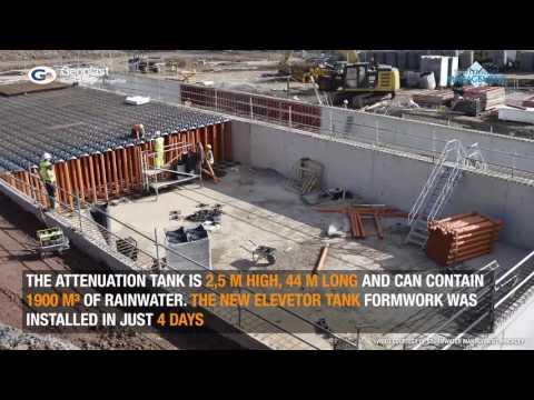 Neu Elevator Tank - Das System für Wasserspeicher